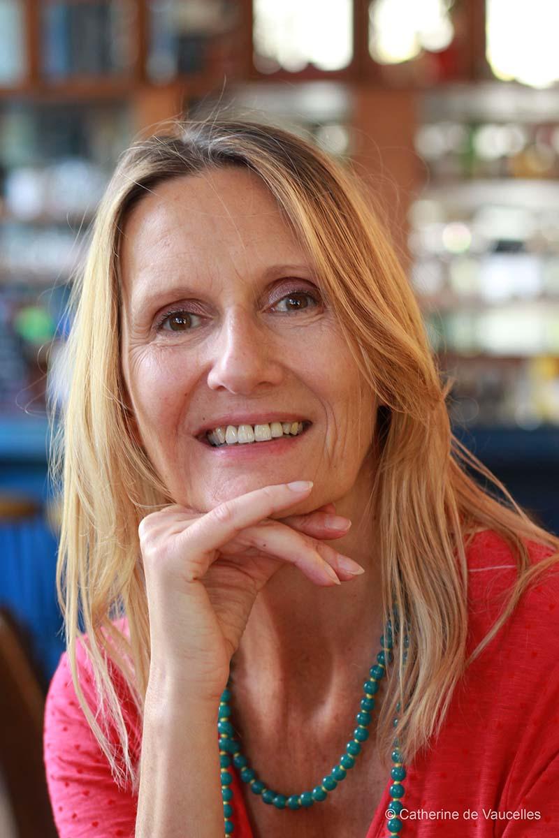 Catherine Oberlé - coach - auteure - conférencière