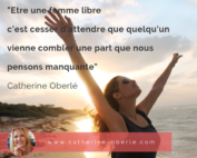 Catherine Oberle citation